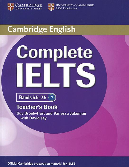Complete IELTS: Bands 6.5-7.5: Teacher's Book | Jakeman Vanessa, Bolter Jay David #1