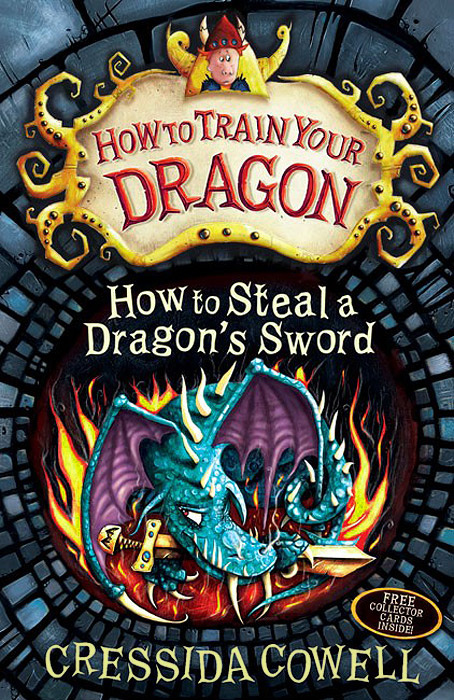 How to Steal a Dragon's Sword (+ Free Collector Cards Inside) | Коуэлл Крессида #1