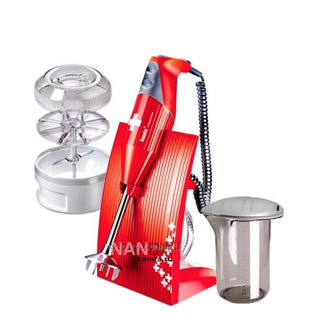 блендер Bamix Bamix M200 Superbox, Red, красный #1