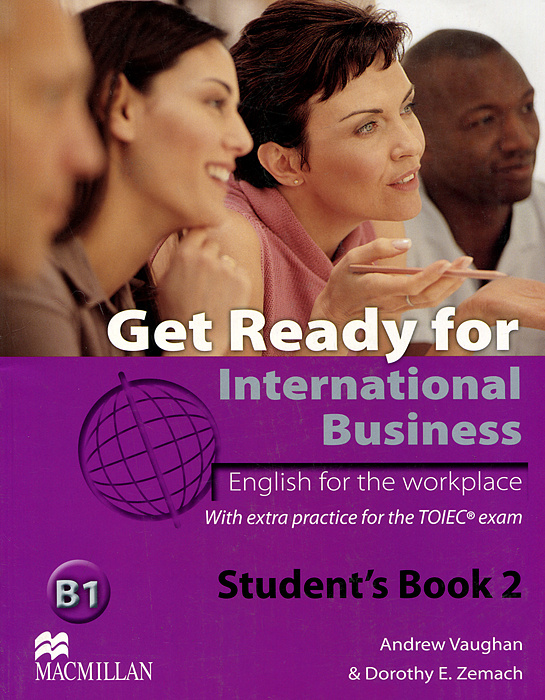 Get Ready for International Business B1: Level 2: Student's Book | Vaughan Andrew, Zemach Dorothy E. #1