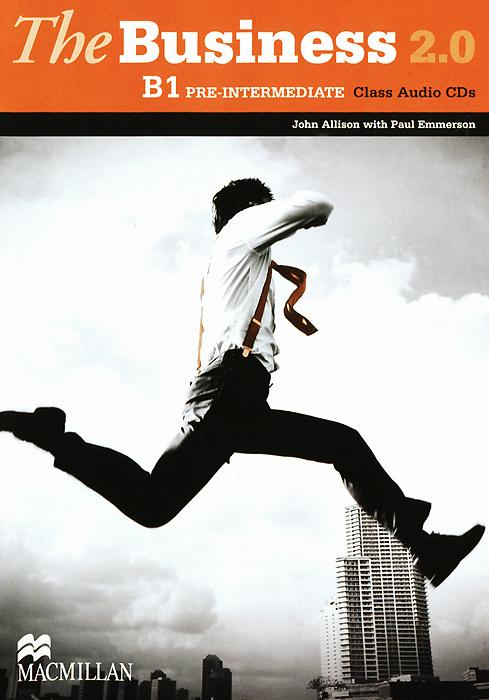The Business 2.0 B1: Pre-Intermediate (аудиокурс на 2 CD) | Allison John, Emmerson Paul #1