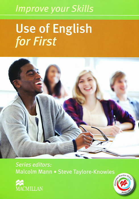 Improve Your Skills: Use of English for First: Student's Book (+ Key and MPO Pack) #1