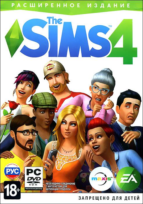 The Sims 4 Расширенное издание #1