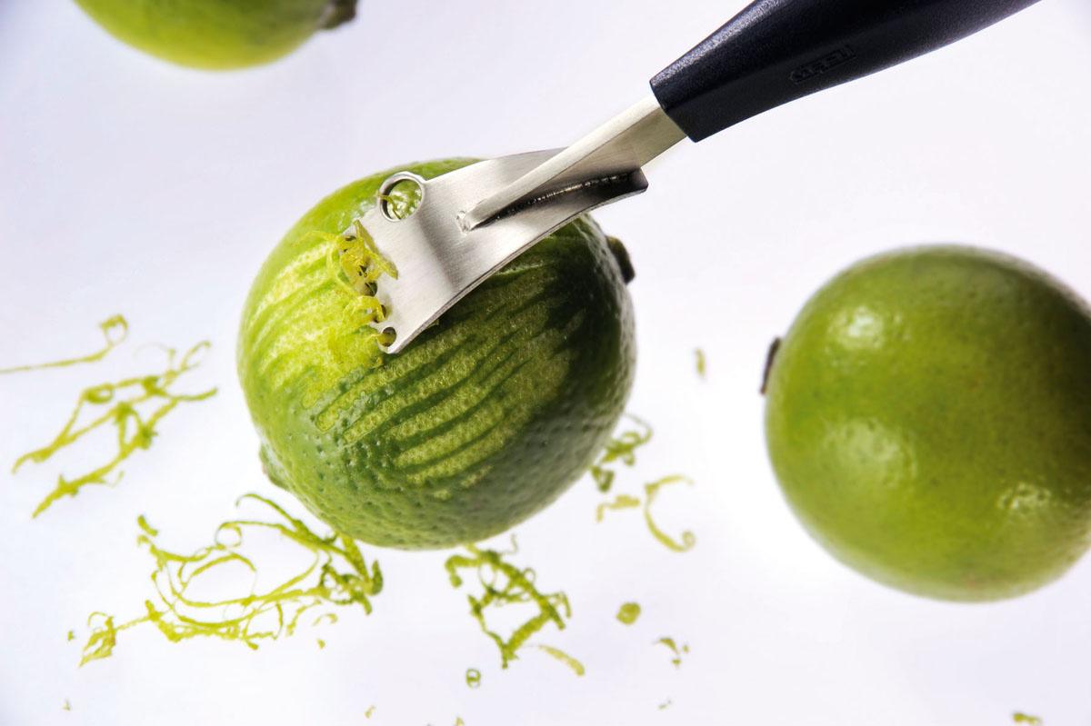 Кухонный нож для овощей и фруктов Gefu, длина лезвия 12 см #1