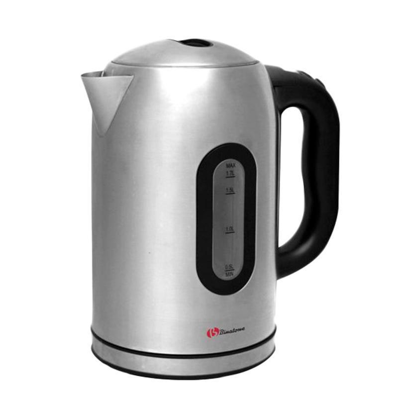 Электрический чайник Binatone Binatone EK-1720, серебристый #1