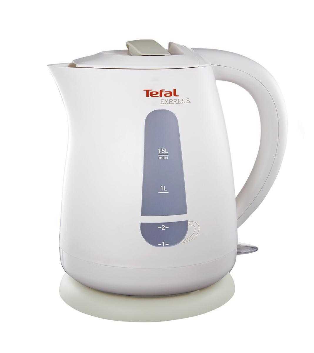 Электрический чайник Tefal Tefal KO299430 Express Plastic Blue, синий #1