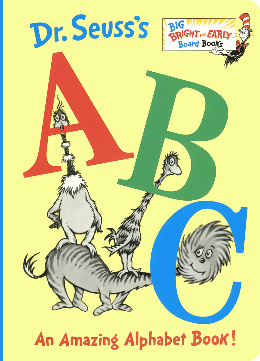 Dr. Seuss's ABC: An Amazing Alphabet Book! #1