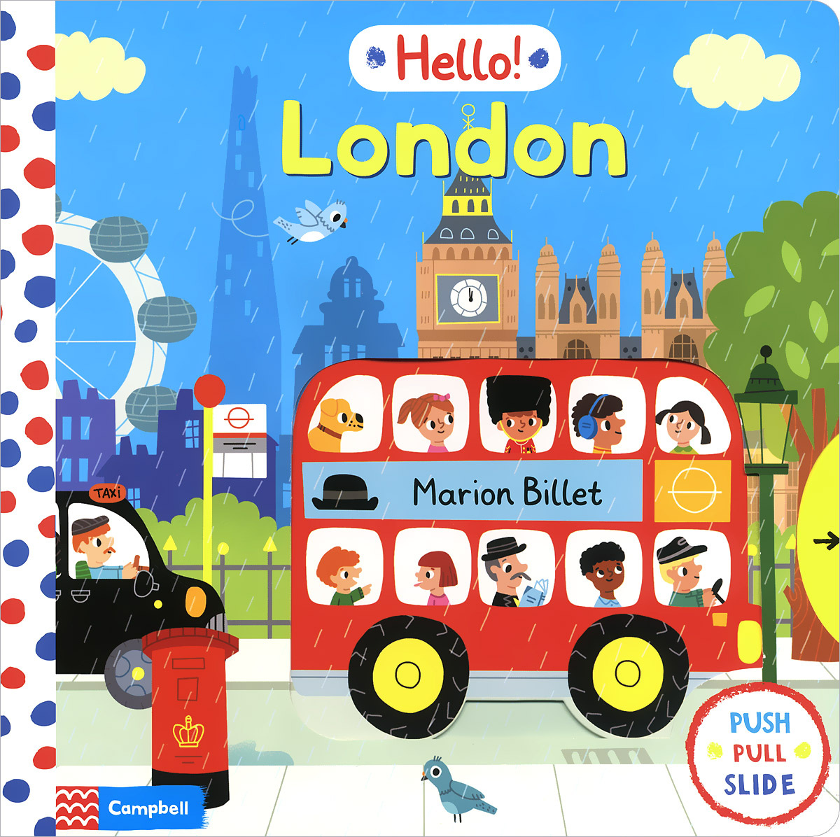 Hello! London #1