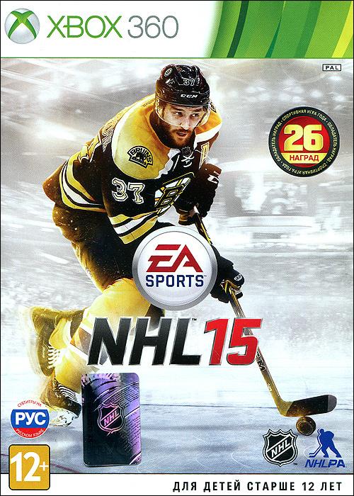 Игра NHL 15 (XBox360, Английская версия) #1