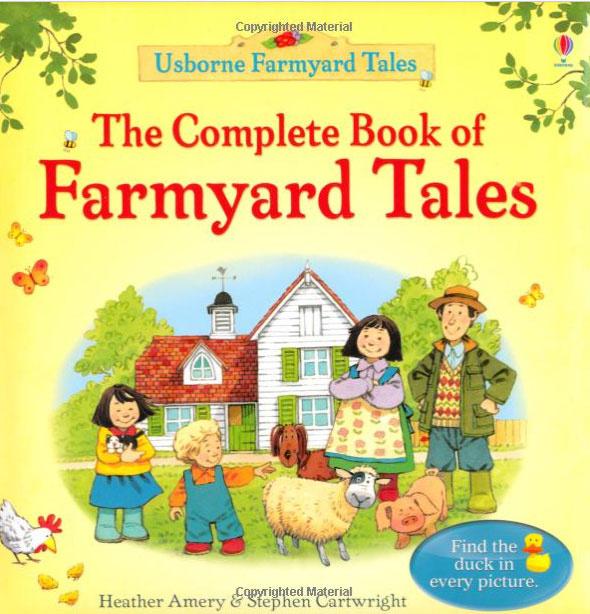 The Complete Book of Farmyard Tales   Эмери Хизер #1