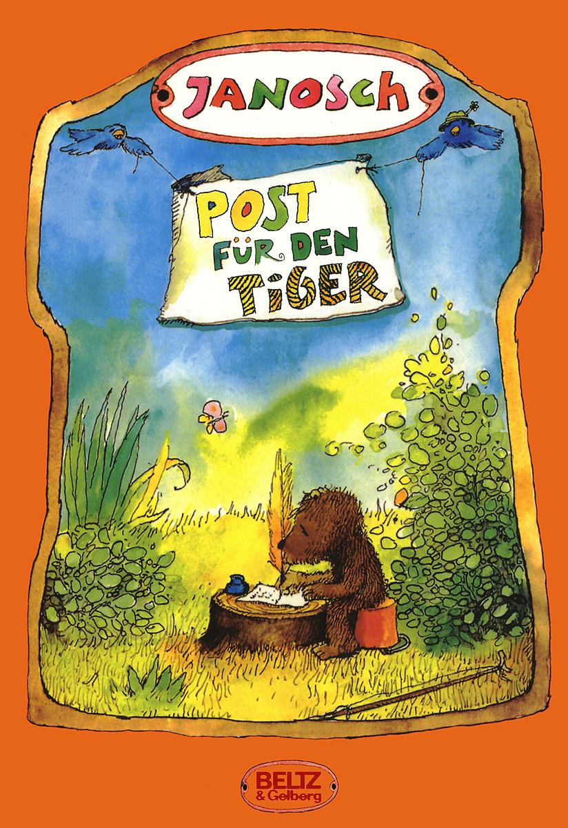 Post fur den Tiger | Janosch #1