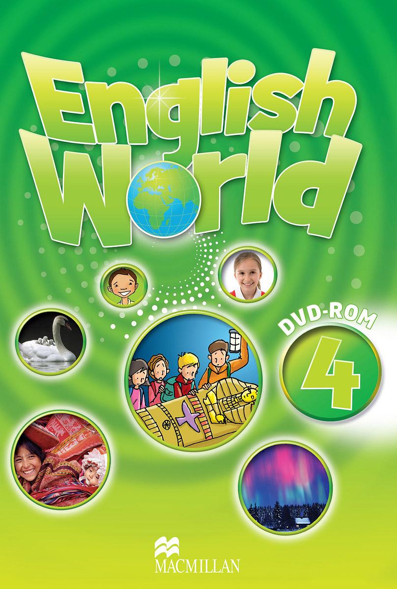 English World 4 (DVD-ROM)   Боуэн Мэри, Хокинг Лиз #1