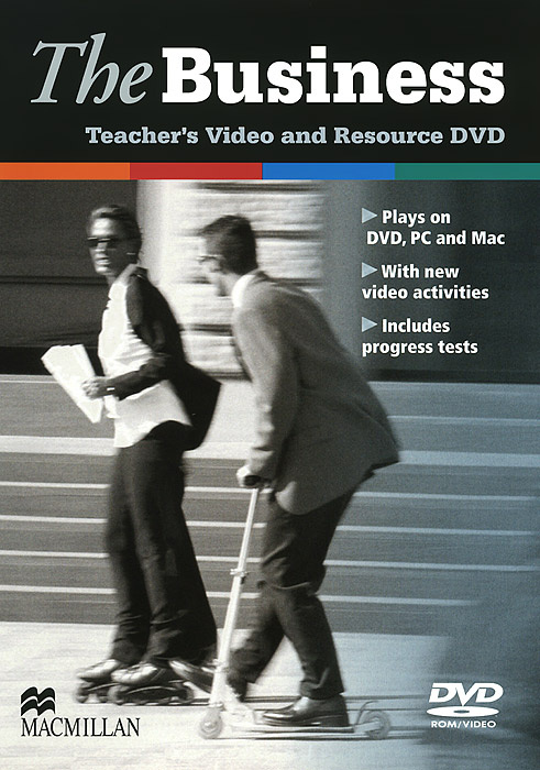 The Business: Teacher's Video and Resource DVD #1