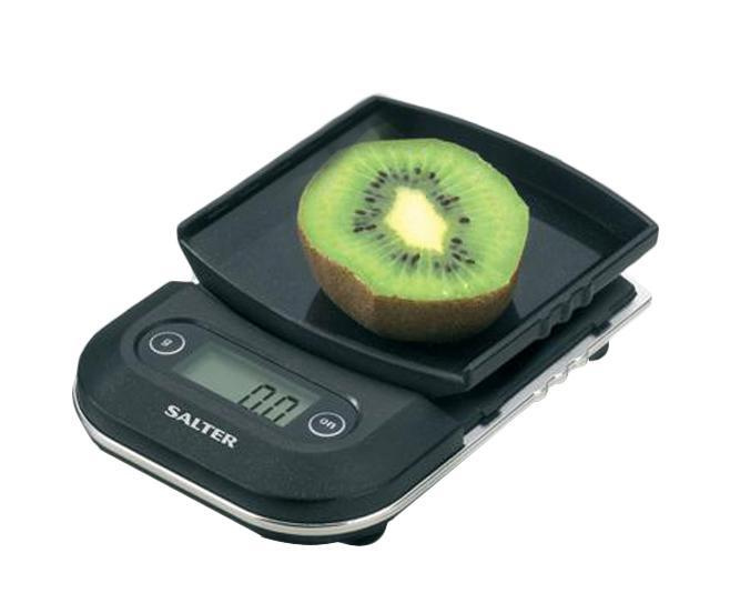 HoMedics Salter 1250 весы кухонные #1
