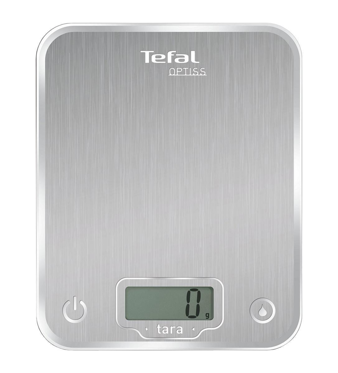 Кухонные весы Tefal Tefal BC5010, серый #1
