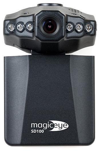 Видеорегистратор Gmini Gmini MagicEye SD100, черный #1