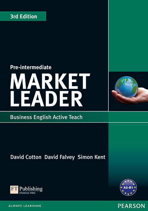 Market Leader: A2-B1: Pre-Intermediate (CD-ROM) | Коттон Дэвид, Кент Саймон #1