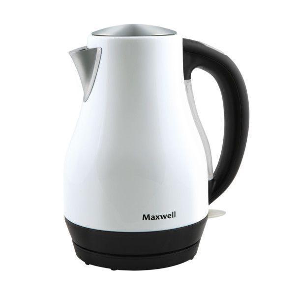 Электрический чайник Maxwell Maxwell MW-1035 (W) White, серый #1