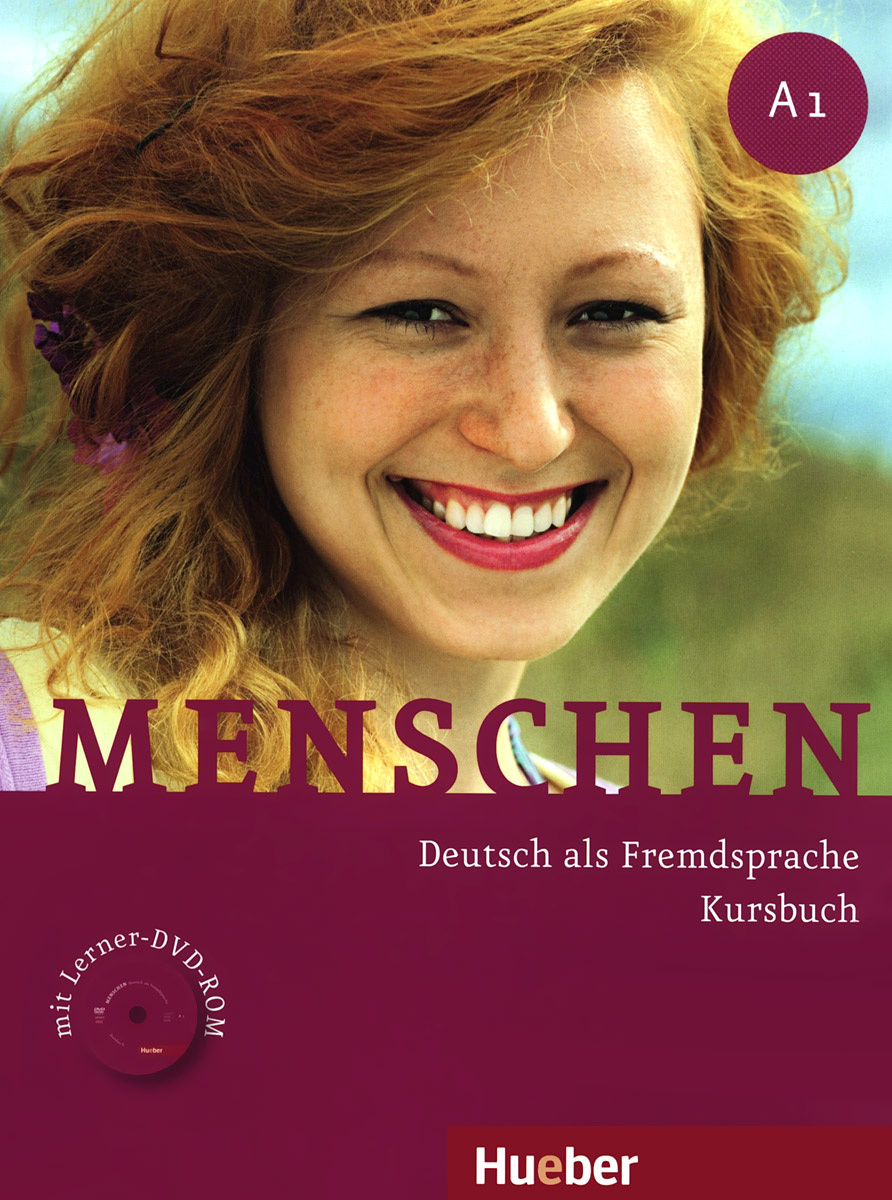 Menschen: Deutsch als fremdsprache kursbuch: A1 (+ DVD-ROM) | Pude Angela, Evans Sandra #1