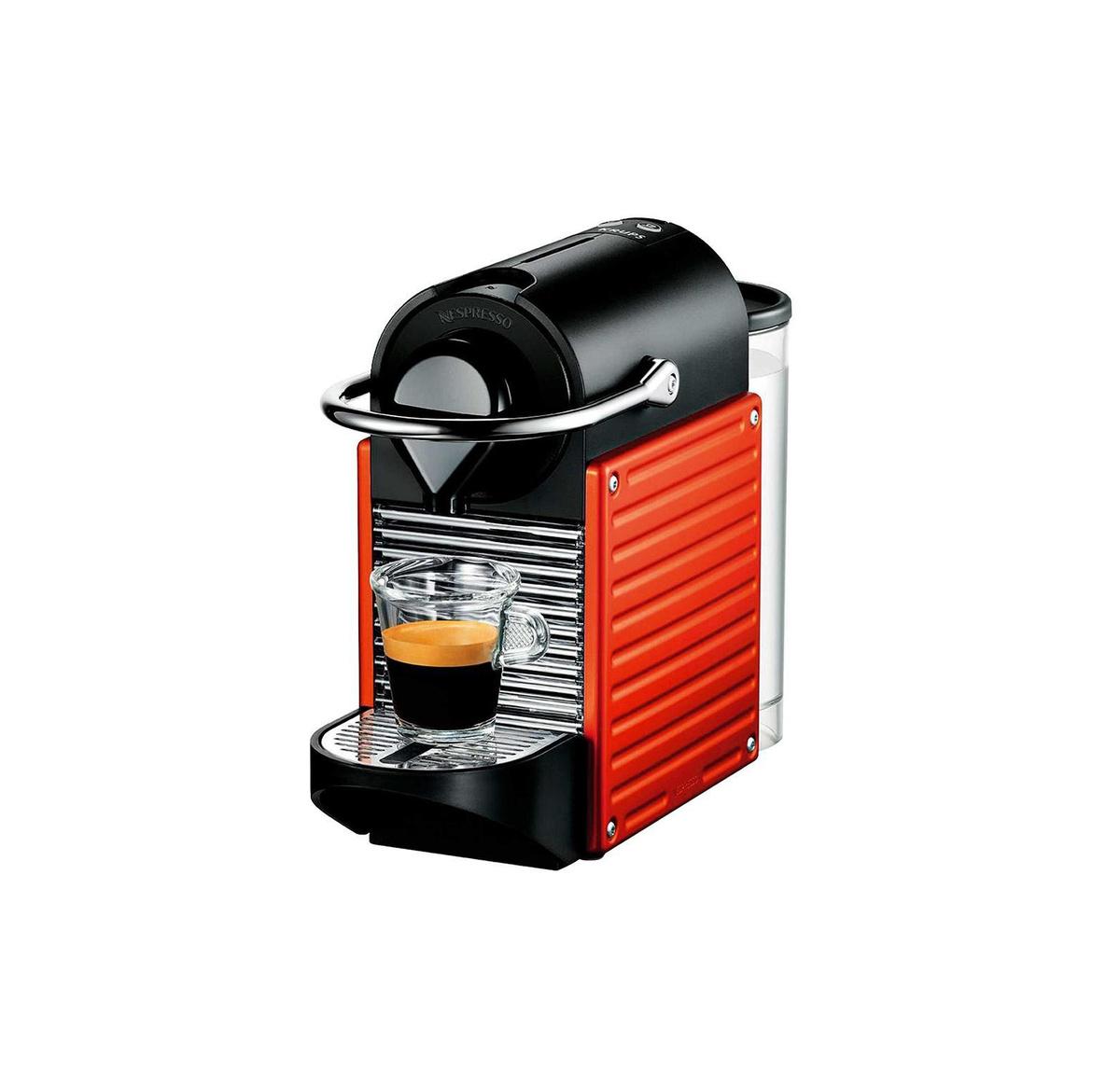 Krups XN3006 Nespresso PIXIE, Red капсульная кофемашина #1