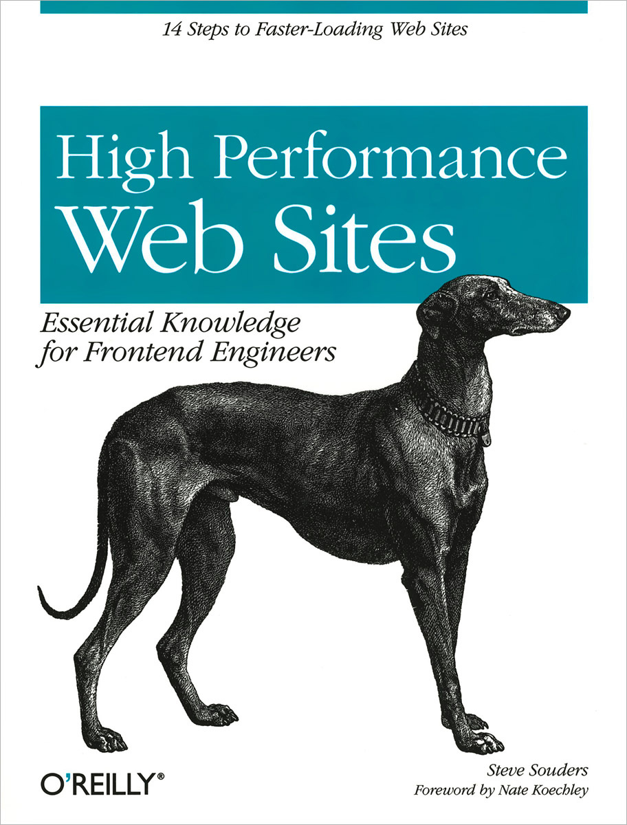 High Performance Web Sites: Essential Knowledge for Frontend Engineers   Souders Steve #1