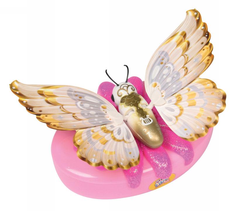 "Moose Интерактивная игрушка ""Little live Pets: Бабочка Жемчужинка""  #1"