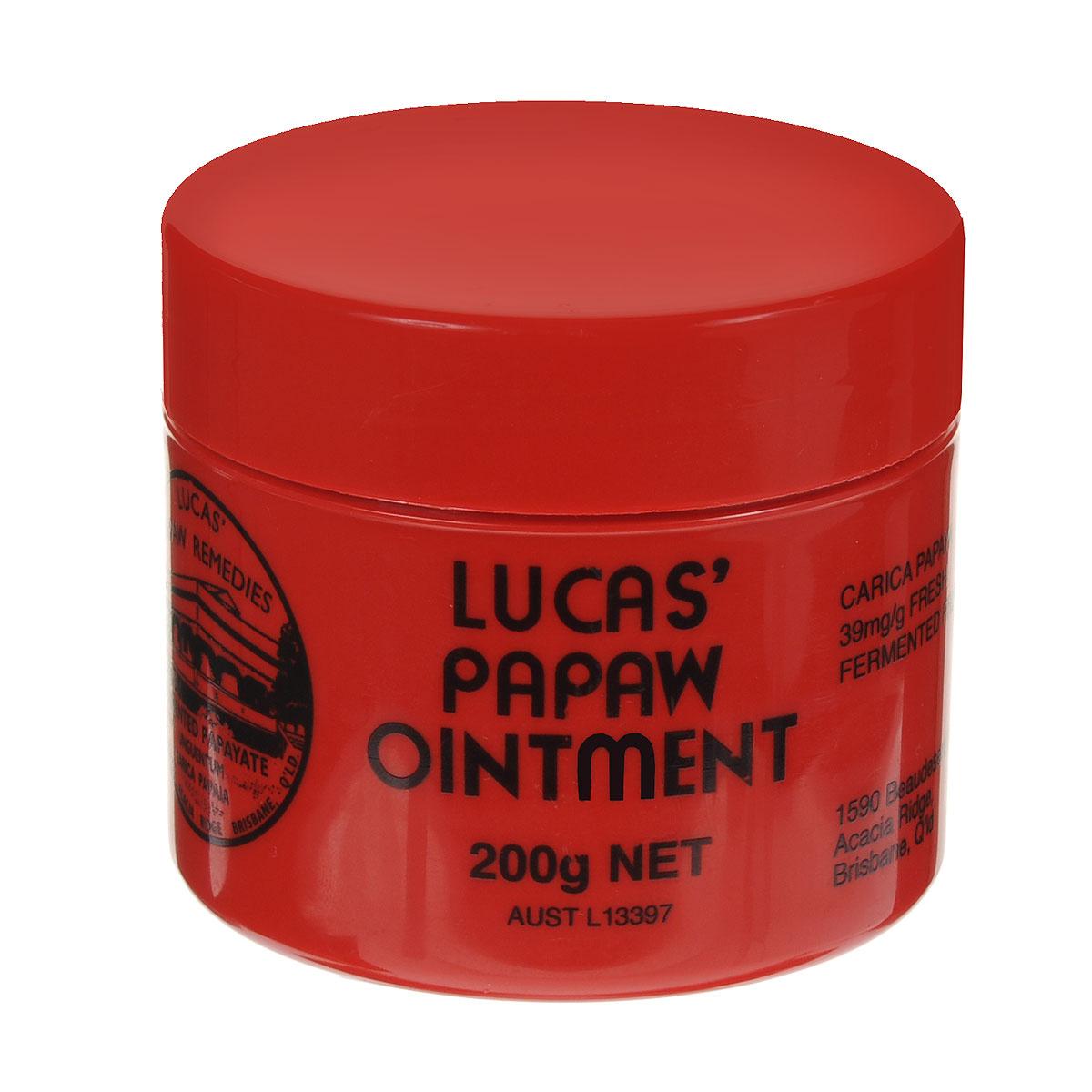 "Lucas Papaw Бальзам для губ ""Ointment"", 200 г #1"