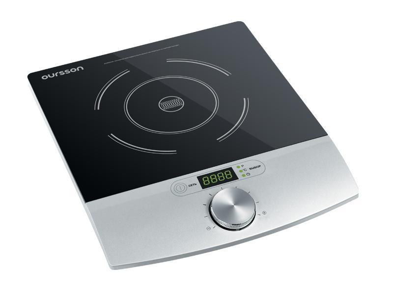Oursson IP1200R/S индукционная плита #1
