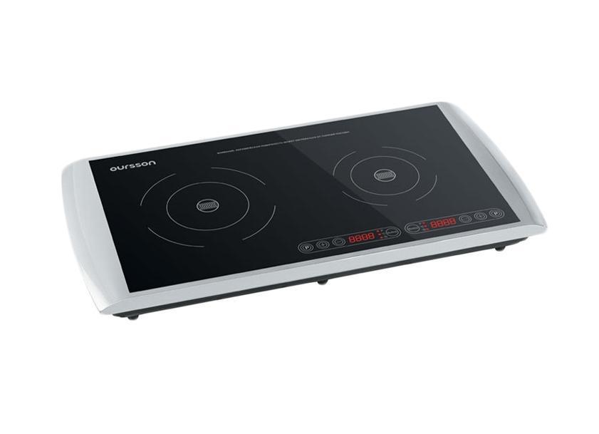 Настольная плита Oursson Oursson IP2300T/S индукционная плита, серый, черный  #1