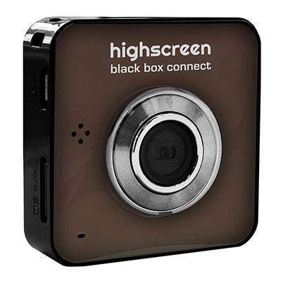 Видеорегистратор Highscreen Highscreen Black Box Connect, черный #1