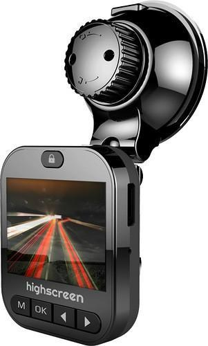 Видеорегистратор Highscreen Highscreen Black Box mini 2 видеорегистратор, черный  #1