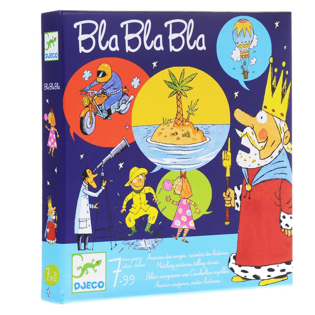 Djeco Обучающая игра  Бла бла бла #1