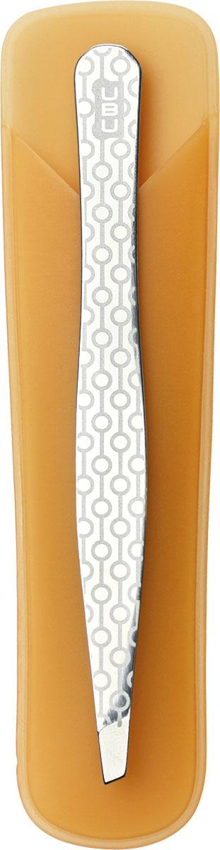 UBU Пинцет для бровей со скошенными кончиками. 19-5000 #1
