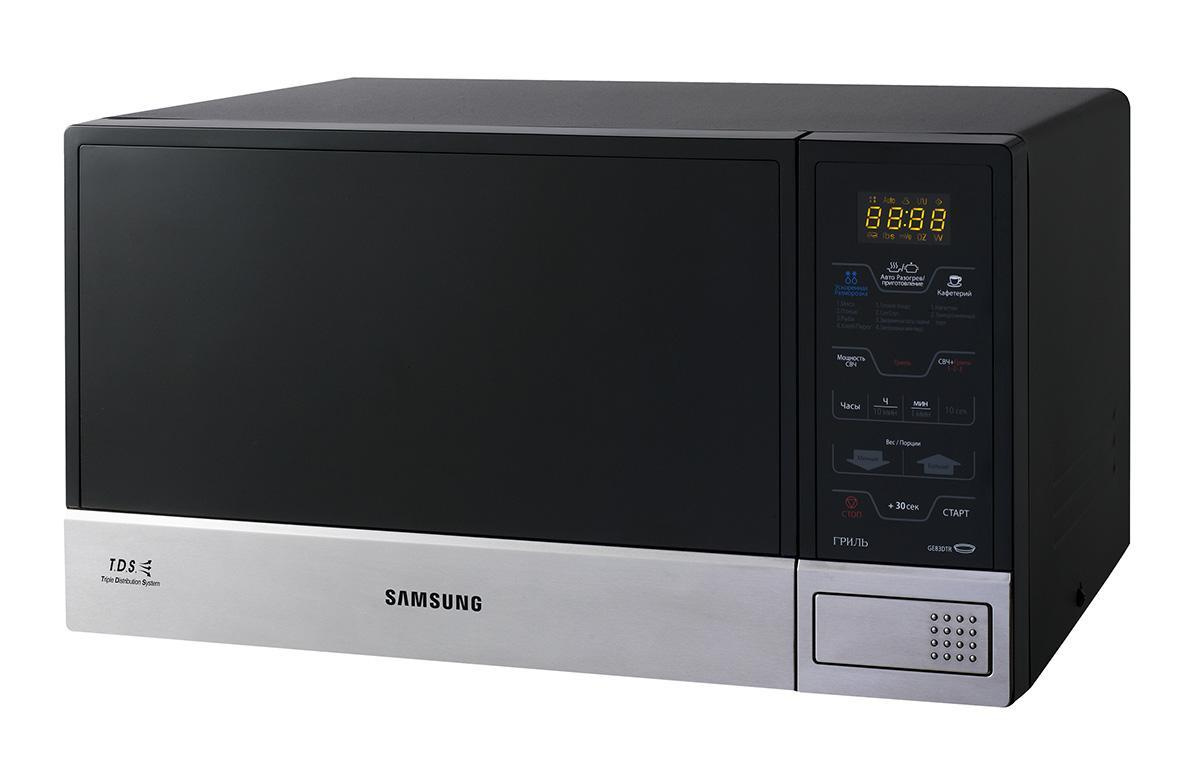 Samsung GE-83DTR-1 СВЧ-печь #1