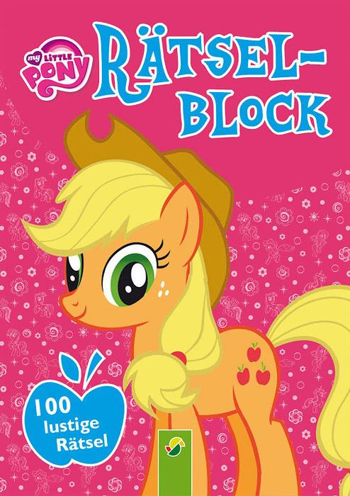 My Little Pony Ratselblock #1