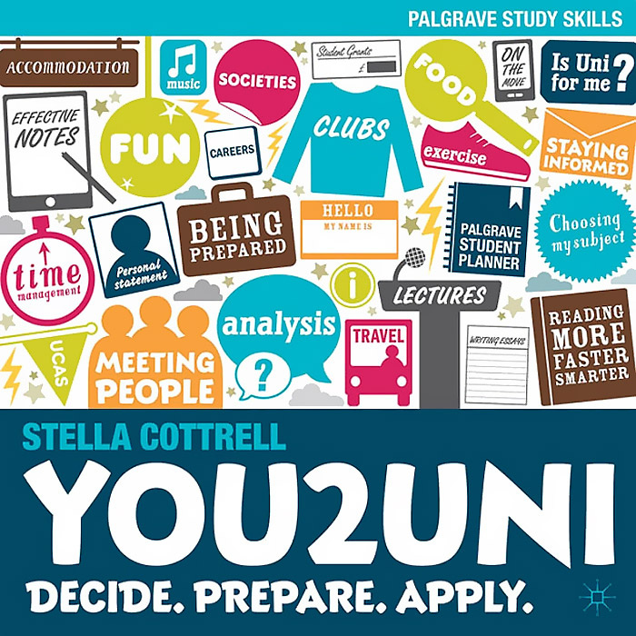 You2Uni: Decide, Prepare, Apply | Коттрелл Стелла #1