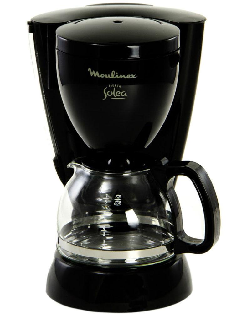 Кофеварка капельная Moulinex Moulinex BCA1/L4, Black, черный #1