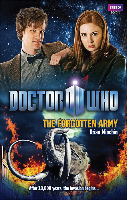 Doctor Who: The Forgotten Army   Минчин Брайан #1