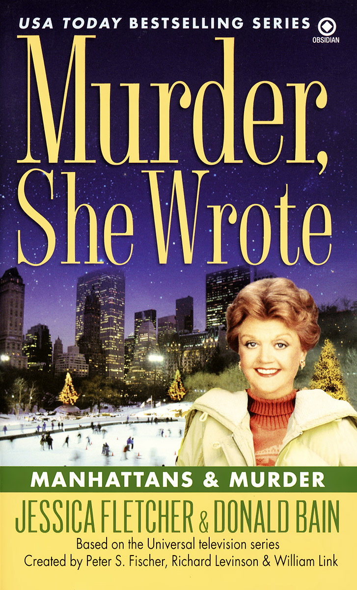 Murder, She Wrote: Manhattans & Murder | Бэйн Дональд, Флетчер Джессика #1