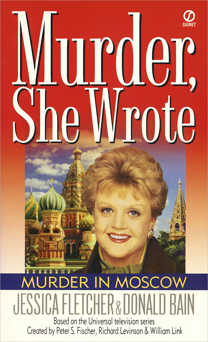 Murder, She Wrote: Murder in Moscow #1