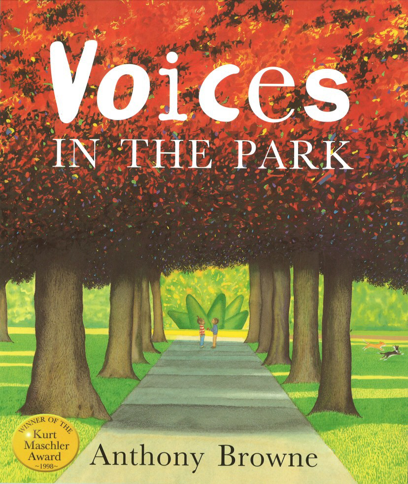 Voices In The Park #1