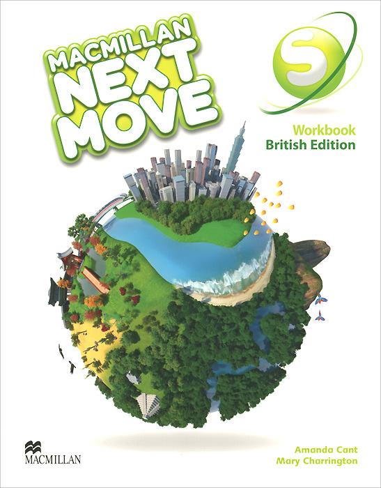 Macmillan Next Move: Workbook: Level Starter   Cant Amanda, Charrington Mary #1