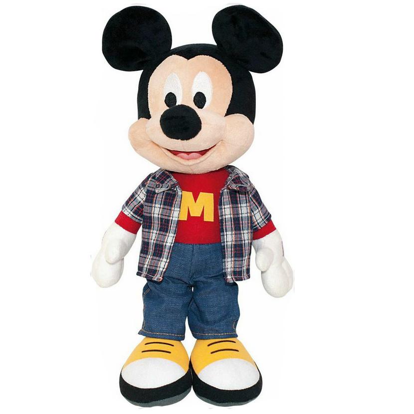"Мягкая озвученная игрушка ""Микки Маус"", 40 см #1"