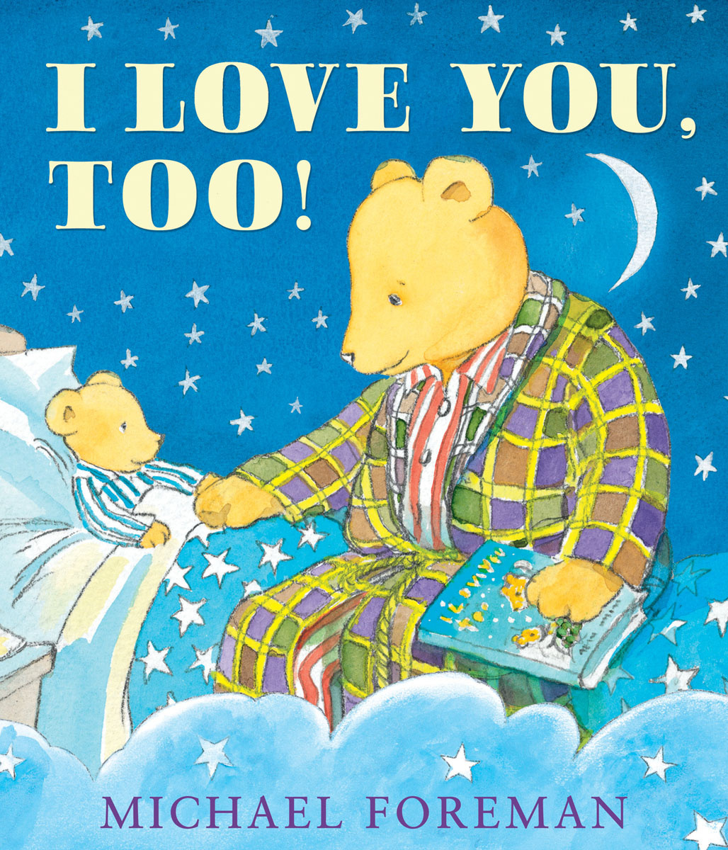 I Love You, Too! #1