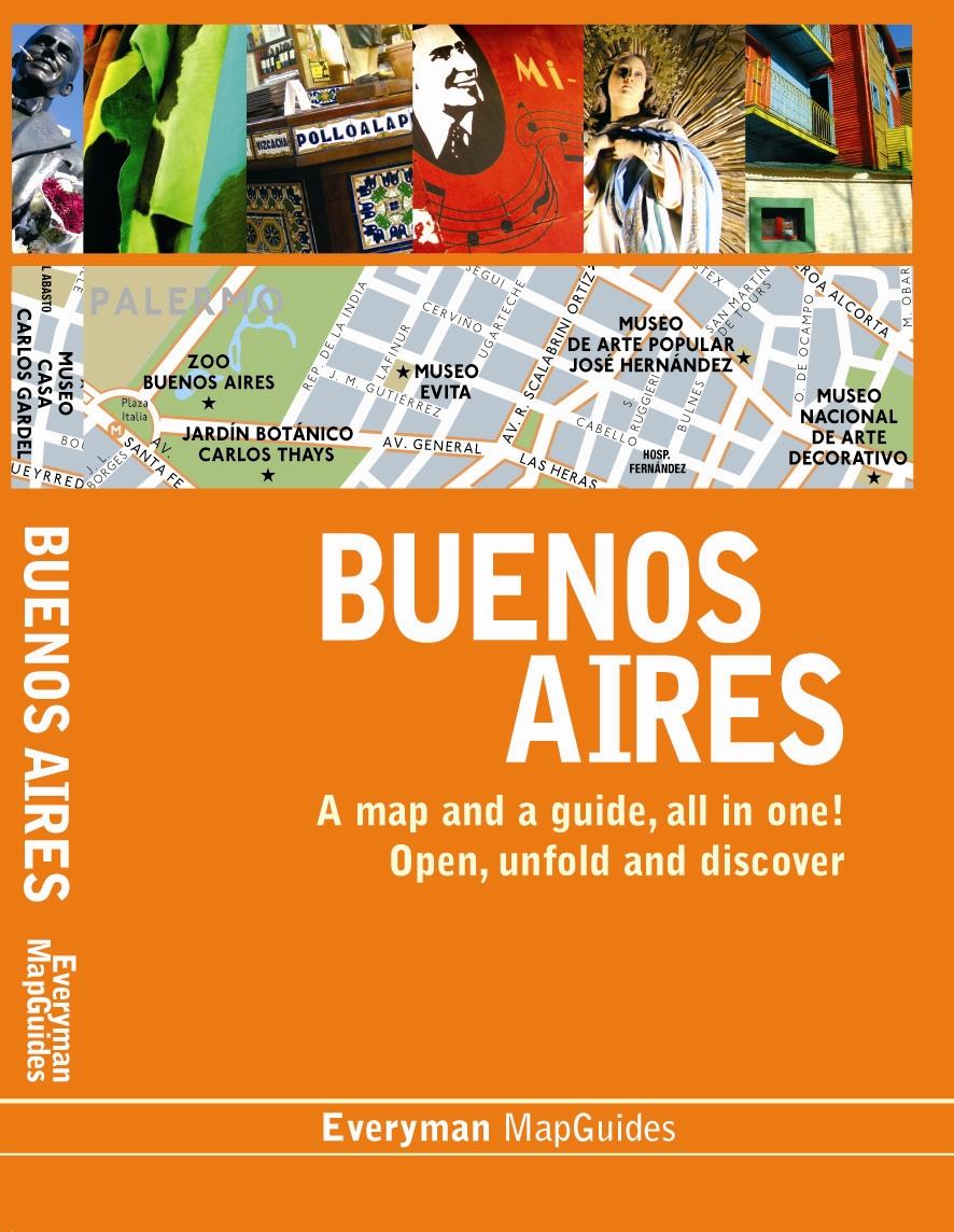 Buenos Aires Everyman Mapguide #1