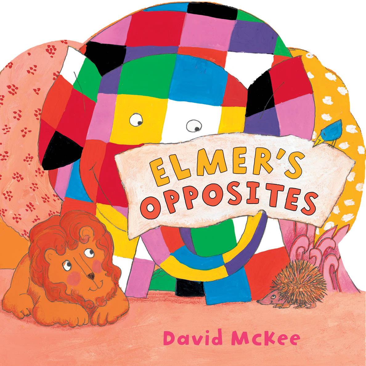 Elmer's Opposites #1