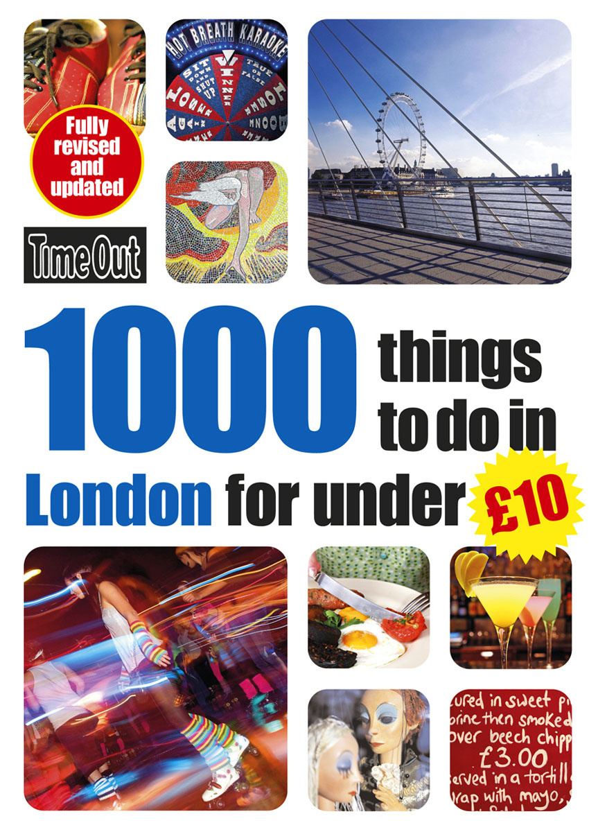 1000 things to do in London for under ?10 #1