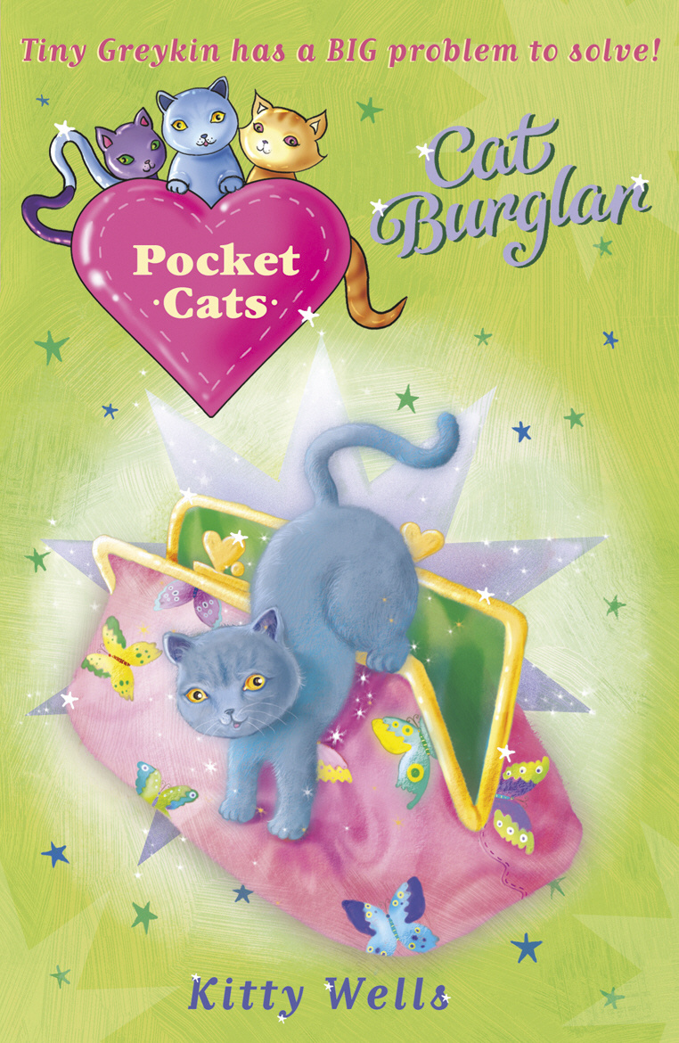 Pocket Cats: Cat Burglar #1