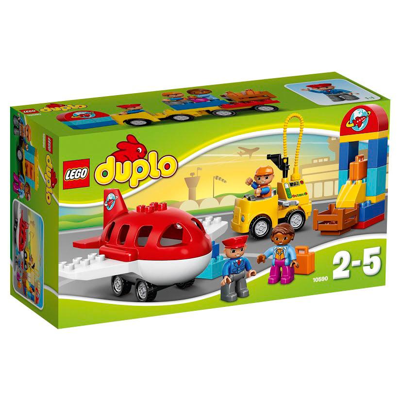 LEGO DUPLO Конструктор Аэропорт 10590 #1