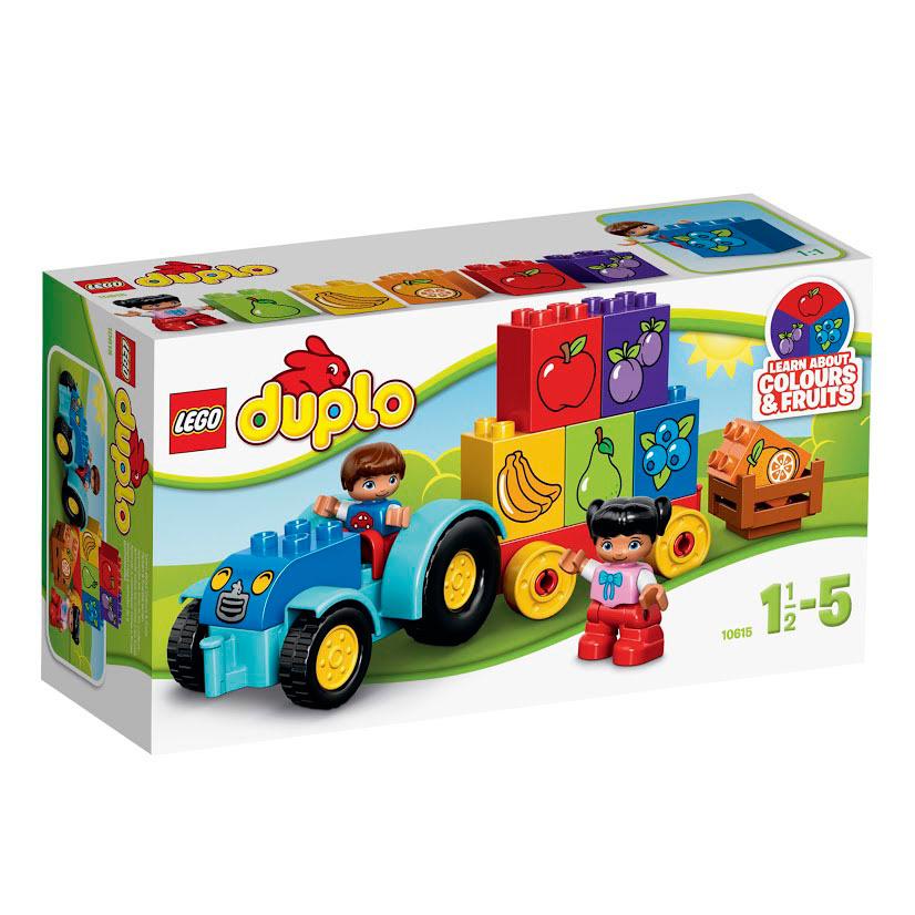 LEGO DUPLO Конструктор Мой первый трактор 10615 #1